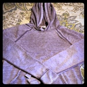 Roxy Purple Sweatshirt Sz Med